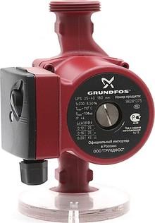 Циркуляционный насос Grundfos UPS 25-40 130