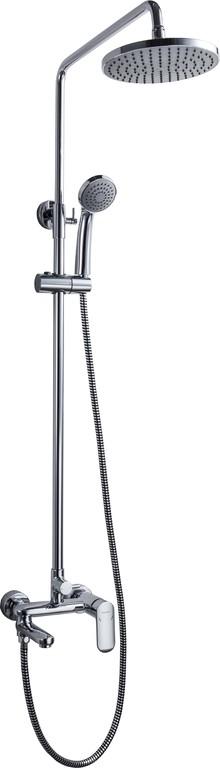 Душевая стойка Bravat Opal F6125183CP-A1-RUS