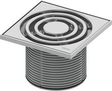 Решетка TECE TECEdrainpoint S 366 00 03 с монтажным элементом