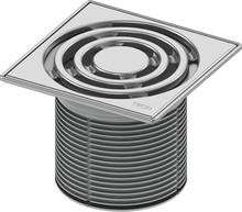 Решетка TECE TECEdrainpoint S 366 00 04 с монтажным элементом