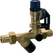 Группа безопасности Vaillant для водонагревателя объемом не более 200 л