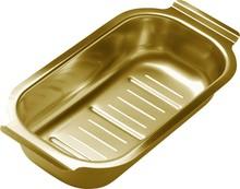 Коландер Alveus 1069009 бронза для моек