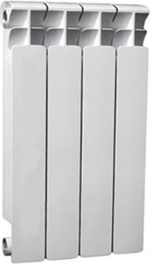 Радиатор биметаллический Rifar Base Ventil 500 4 секции левое подключение