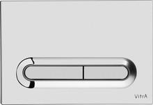 Кнопка смыва VitrA Loop 740-0780 хром
