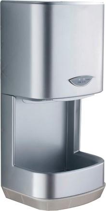 Сушилка для рук Ksitex MW 2008 JET со сборником капель воды, хром
