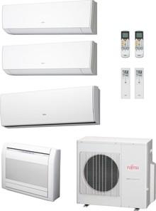 Мультисплит-система Fujitsu Inverter AOYG30LAT4 4 канала