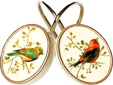 Крючок для шторы Avanti Gilded Birds