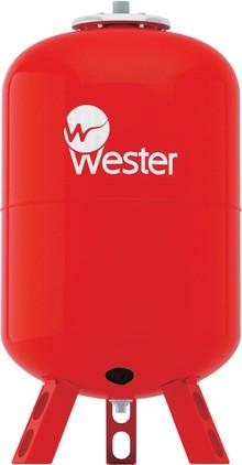Расширительный бак отопления Wester WRV 200 top
