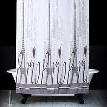 Штора для ванной Dasch 180х200 Париж