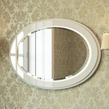 Зеркало Edelform Decora 100 белый глянец
