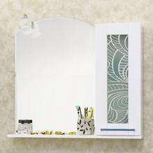 Зеркало-шкаф Sanflor Валлетта 80 зеркальный узор R