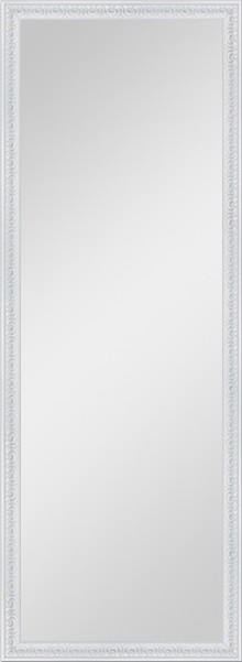 Зеркало Evoform Definite BY 1066 52x142 см алебастр
