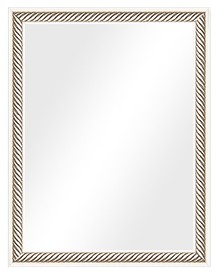 Зеркало Evoform Definite BY 1326 36x46 см витое серебро