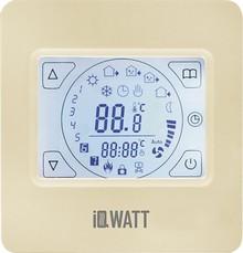 Терморегулятор IQ Watt Thermostat TS слоновая кость