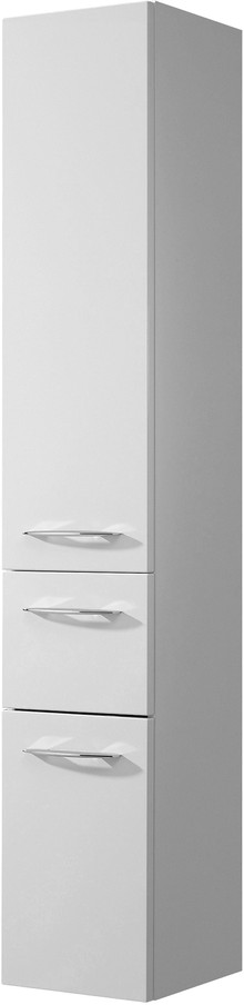 Шкаф-пенал Pelipal Cassca 30 L белый глянцевый