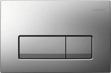 Кнопка смыва Geberit Delta 51 115.105.46.1 хром матовый