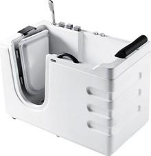 Акриловая ванна Bolu Personas BL-106 hidro L