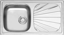 Мойка кухонная Reginox Beta 10 LUX OKG сталь