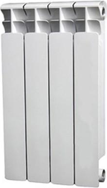 Радиатор биметаллический Rifar Base Ventil 500 4 секции правое подключение