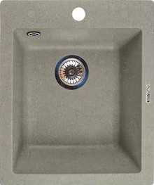 Мойка кухонная Lava Q3 scandic (серый)