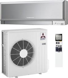 Кондиционер Mitsubishi Electric Design DC Inverter MSZ-EF 50 VES/MUZ-EF 50 VE серебристый