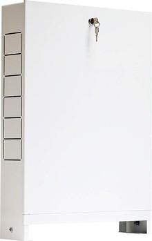 Сантехнический шкаф Stout ШРН-2 6-7 выходов, наружный