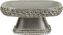 Мыльница Avanti Braided Medallion Silver