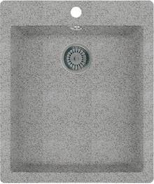 Мойка кухонная Whinstone Аркус 420 серый