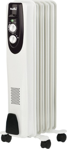 Масляный радиатор Ballu Classic BOH/CL-05WRN 5 секций