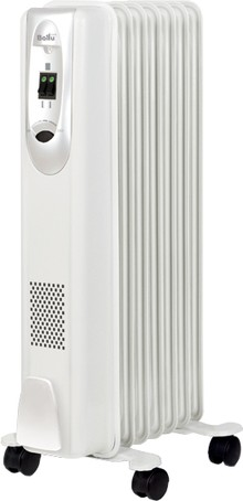 Масляный радиатор Ballu Comfort BOH/CM-07WDN 7 секций