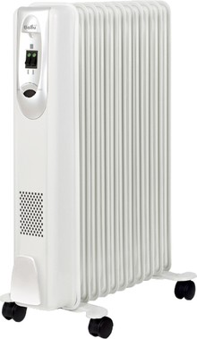 Масляный радиатор Ballu Comfort BOH/CM-11WDN 11 секций