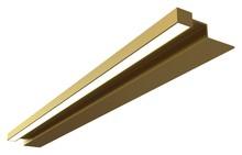 Светильник De Aqua 50 золото