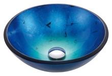 Рукомойник Kraus GV-204-12 mm голубой