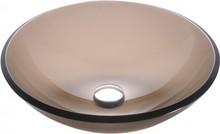 Рукомойник Kraus GV-103FR-12 mm матово-коричневый
