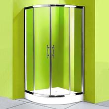 Душевой уголок Olive'S Granada R 100x100x190 стекло прозрачное