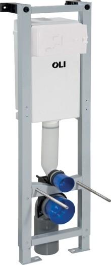 Система инсталляции для унитазов OLI Quadra Sanitarblock 280490