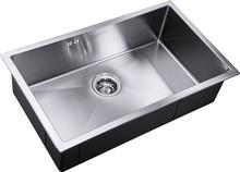 Мойка кухонная стальная Zorg Inox RX RX-7444 44x74
