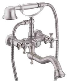 Смеситель Zorg Antic A 7000W-SL для ванны с душем