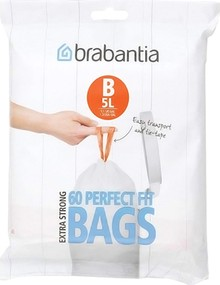 Мешки для мусора Brabantia 348969 5 л в диспенсере