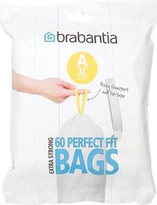 Мешки для мусора Brabantia 348983 3 л в диспенсере
