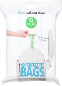Мешки для мусора Brabantia 375668 23/30 л в диспенсере