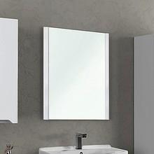 Зеркало Dreja.Eco Uni 75 белое