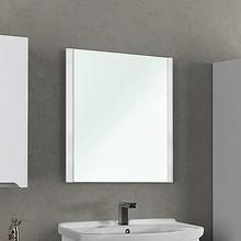 Зеркало Dreja.Eco Uni 85 белое