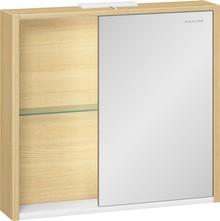 Зеркало-шкаф Edelform Unica 80 с подсветкой
