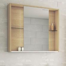 Зеркало-шкаф Edelform Unica 100 с подсветкой