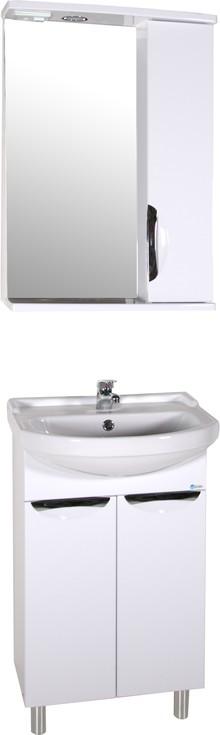 Мебель для ванной ASB-Mebel Мессина 50