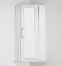 Зеркало-шкаф Style Line Эко Стандарт 30 угловой, белый