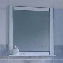Зеркало СанТа Мадрид 80 серебряная патина