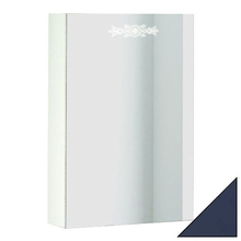 Зеркало-шкаф Ingenium Accord 50 синий глянец R