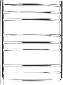 Полотенцесушитель водяной Garcia Родос 9П 50х70 никель хром